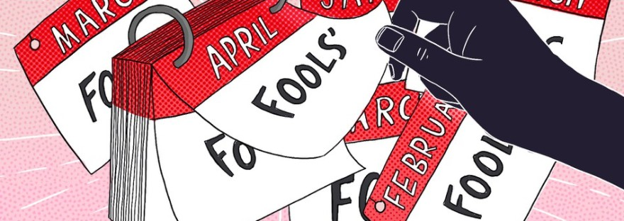 April Fools Day 2019