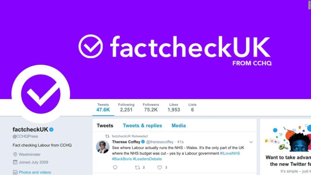Conservative Fact Check